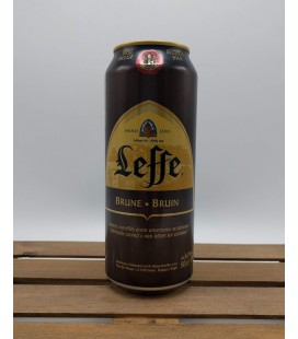 Leffe Brune 50 cl Can