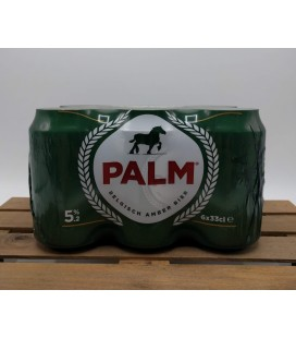 Palm 6-Pack of 33 cl Cans