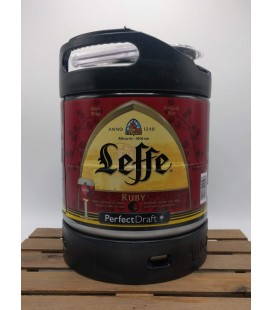 Leffe Ruby Perfect Draft Keg 6 L (600 cl)