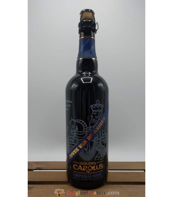 Gouden Carolus Cuvée van de Keizer Imperial Dark (blauw label) 2018 75 cl