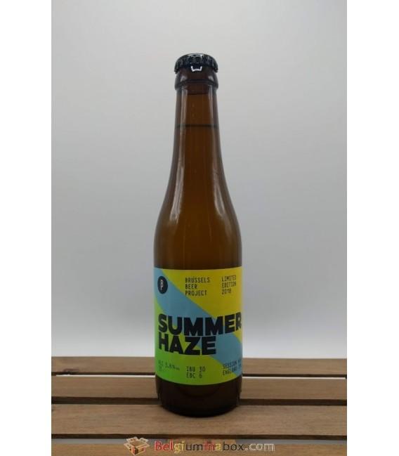 Brussels Beer Project Summer Haze 2018 33 cl