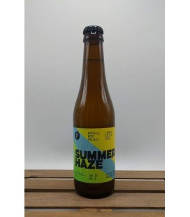 Brussels Beer Project Summer Haze 2018 33 cl
