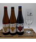 't Paenhuys Brewery Pack + 't Paenhuys Glass