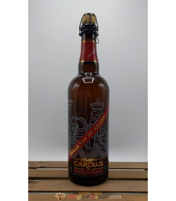 Guden Carolus Cuvée van de Keizer Imperial Blond 75 cl