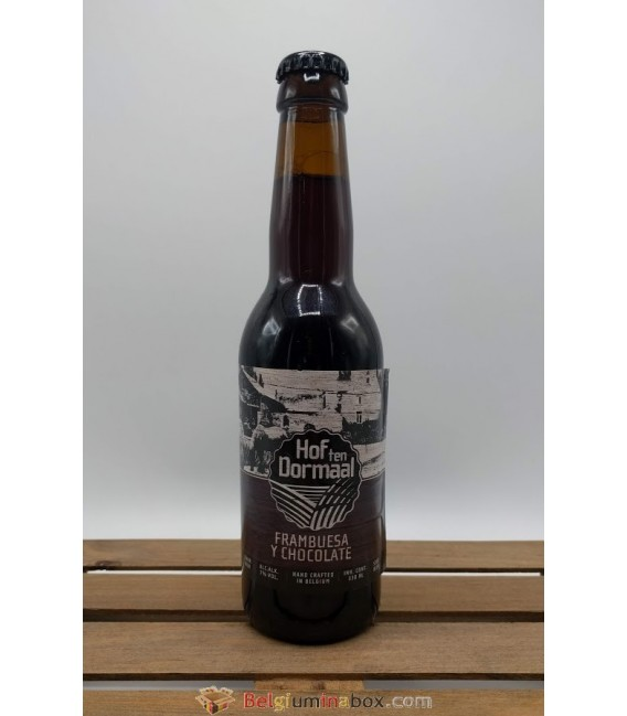 Hof Ten Dormaal Frambuesa Y Chocolate 33 cl