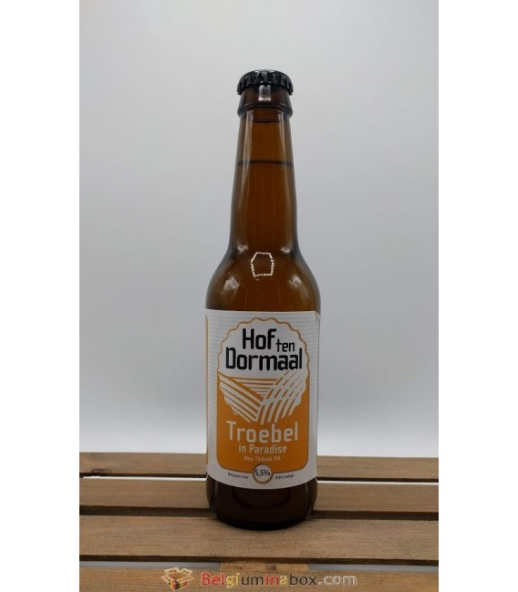 Hof Ten Dormaal Troebel in Paradise 33 cl