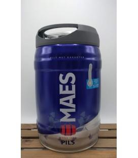Maes Pils Keg 5 L (500 cl)