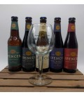 Spencer Trappist Brewery Pack (5-pack) + Spencer Trappist Glass