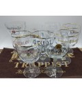 Trappist Glass Pack + FREE Trappist Bartowel