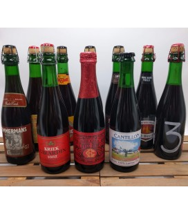 Oude Kriek Selection Box (10x37.5cl)