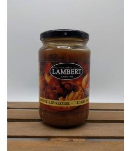 Lambert Luikse Saus - Sauce Liégeoise 350 gr