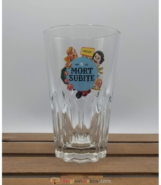 Mort Subite Gueuze Glass 25 cl
