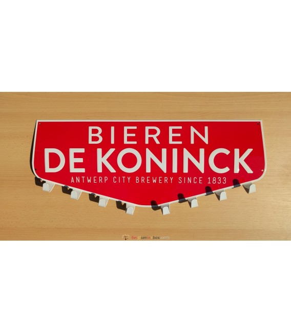 De Koninck Coat Hanger in emaille