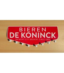 De Koninck Coat Hanger in emaille