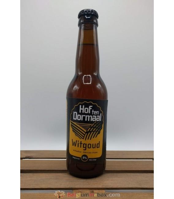 Hof Ten Dormaal Witgoud 33 cl