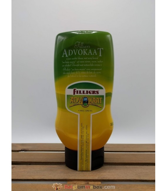 Filliers Advocaat (squeezable bottle) 50 cl