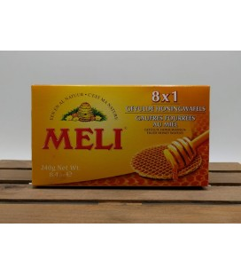 Meli Filled Honey Waffles 240 gr