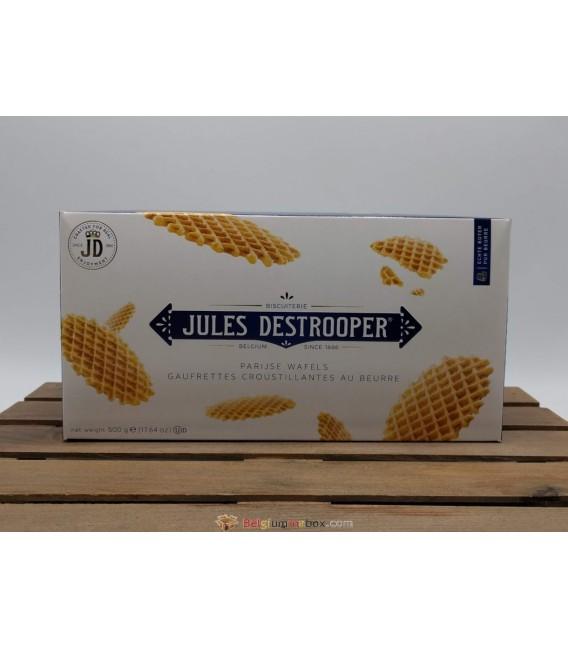 Jules Destrooper Butter Waffles 500 gr