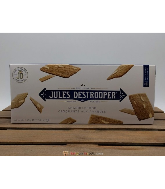 Jules Destrooper Almond Thins 350 gr