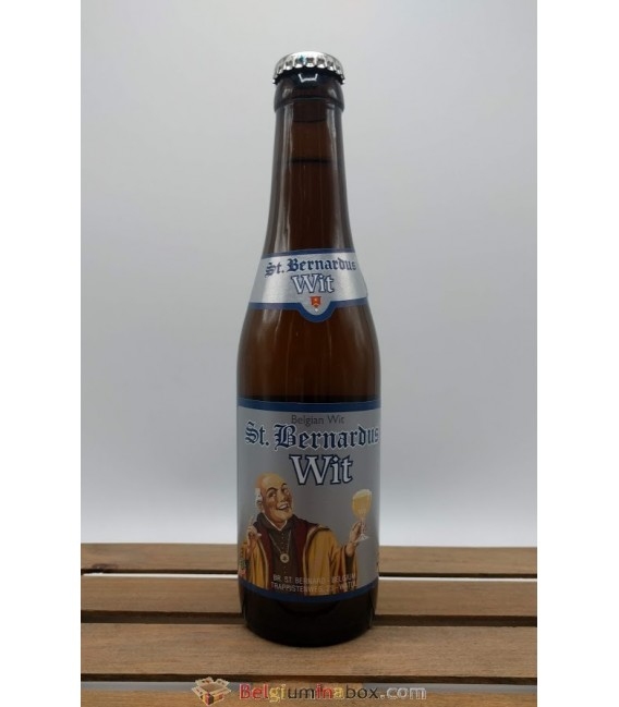 St Bernardus Witbier 33 cl
