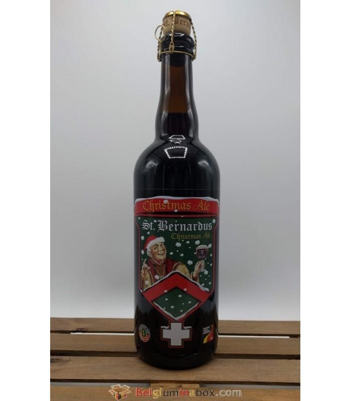 Christmas Ale.Buy St Bernardus Christmas Ale 75 Cl Online