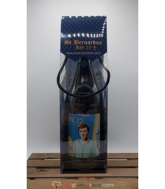 St Bernardus Abt 12 Magnum Edition 2015 1.5 L