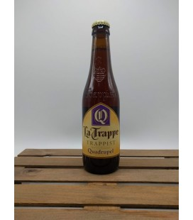 La Trappe Quadrupel 33 cl