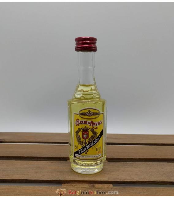 Elixir d'Anvers de Beukelaer (miniature bottle) 3 cl