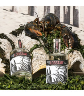 Lobstar Premium Marine Gin 50 cl