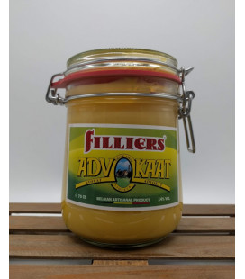 Filliers Advocaat Jar (in glass) 70 cl