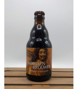 Adriaen Brouwer Winter Wood 2018 33 cl