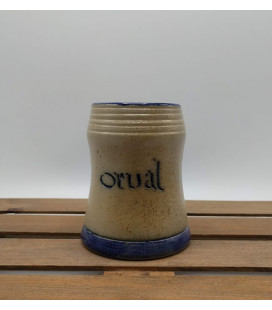Orval Mug (mini) in stoneware 15 cl