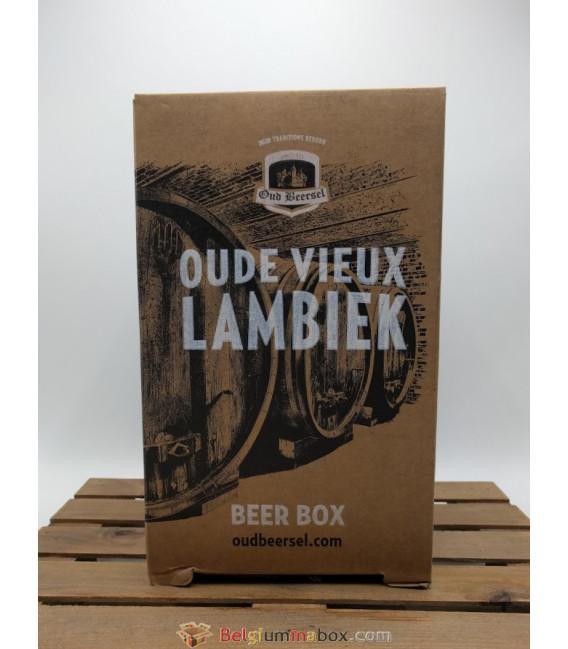 Oud Beersel Oude Lambiek Vieux Beer Box 3.1 L