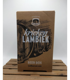 Oud Beersel KriekenLambiek Beer Box (Bag-in-Box) 3.1 L