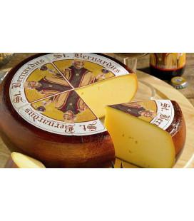 St Bernardus Cheese Wheel +/- 2.6 kg