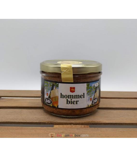 Poperings Hommelbier Paté 180 gr