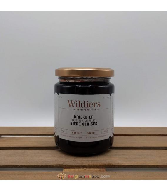 Wildiers Kriekbier Jam (3 Fonteinen) 285 gr