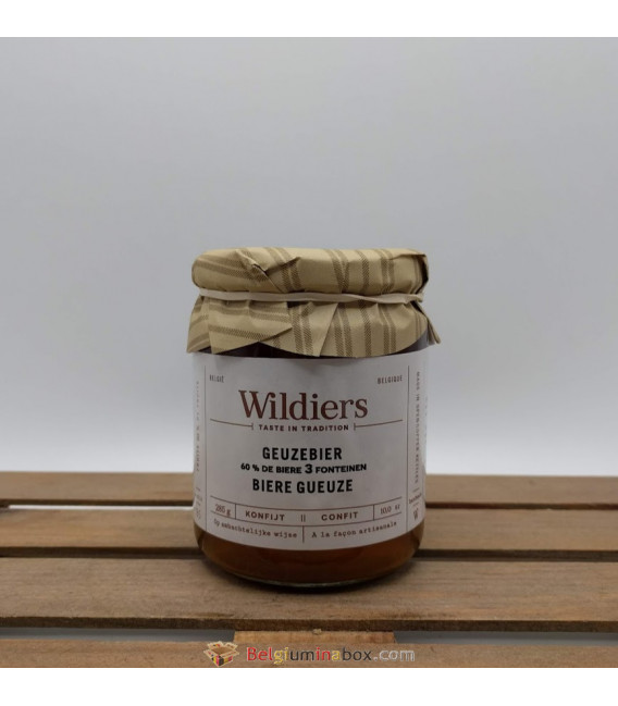 3 Fonteinen Oude Geuze Jam (Wildiers) 285 gr