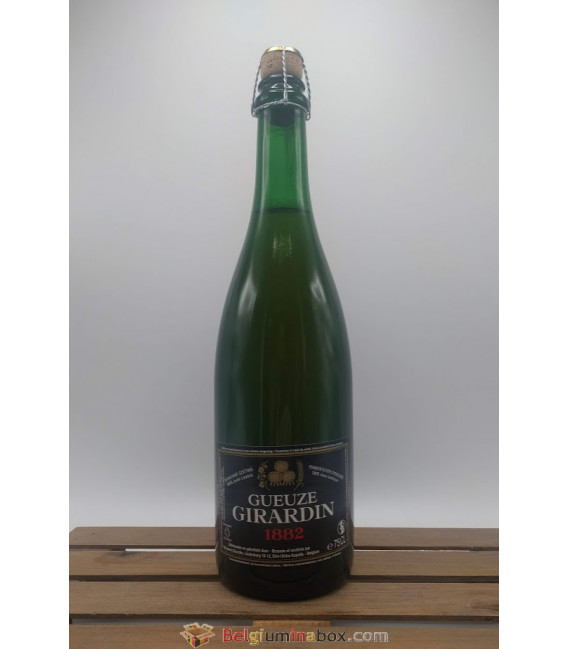 Girardin Gueuze Black Label 75 cl