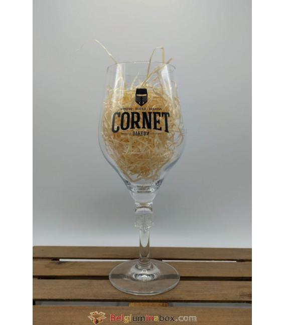 Cornet Glass (black lettering) 33 cl