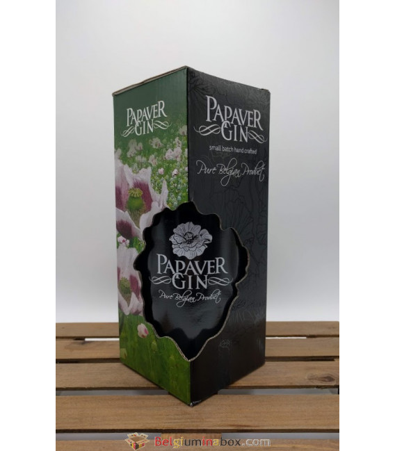 Rubbens Papaver Gin 70 cl