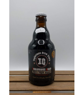 Inglorious Quad Whisky BA Batch 2 2016 33 cl