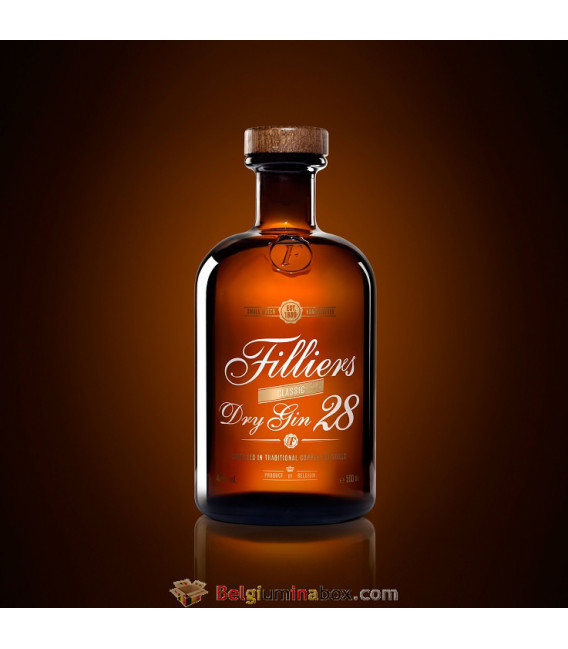 Filliers Dry Gin 28 50 cl
