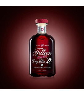 Filliers Dry Gin 28 Sloe Gin 50 cl