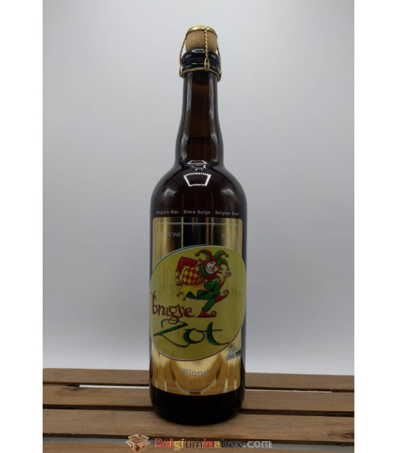 Brugse Zot Blond 75 cl