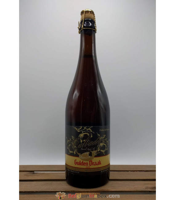 Gulden Draak Calvados Barrel Aged Ale 75 cl