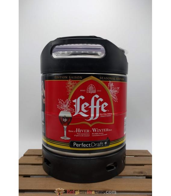 Leffe Winter Bier - Bière d'Hiver 6 L Perfect Draft