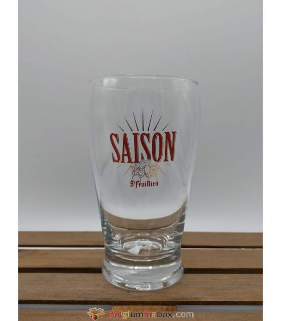 St Feuillien Saison Glass 33 cl