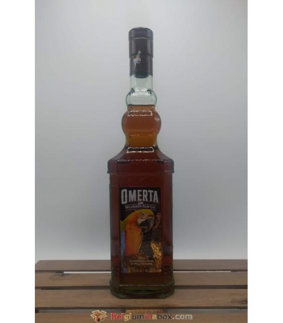 Wilderen Omerta Rum 70 cl