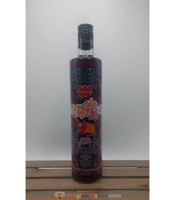 Wilderen Wiggle Red Fruits Liquor-Apéro 70 cl